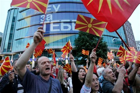Why Macedonia's Bid to Join NATO Is Getting More Complicated