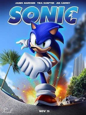 *Download)))~Sonic the Hedgehog (2019)FULL MOVIE HD1080p