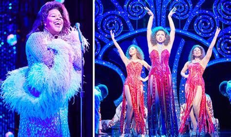 Dreamgirls London theatre review with Amber Riley in