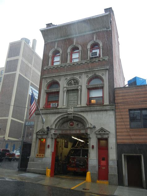 Photos: FDNY Squad 41 Fire Station
