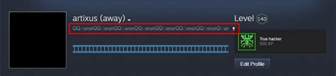 Steam Community :: Guide :: How To Glitch Your Steam Name