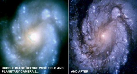 News   The Camera That Saved Hubble
