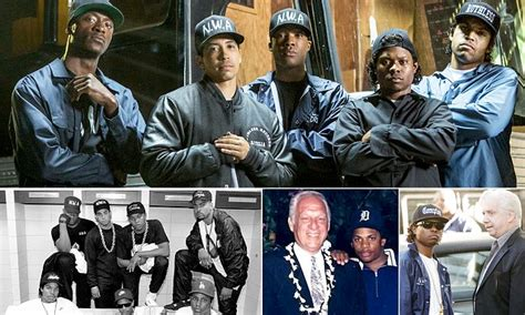 Straight Outta Compton has it all wrong says NWA manager