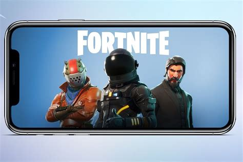 Fortnite now available for everyone on iOS - Polygon