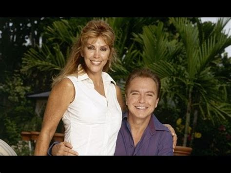 David Cassidy's Wife Files For Divorce - YouTube