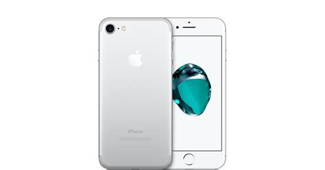 iPhone 7 silver- 128GB grade A !! – iPhone GSM Store