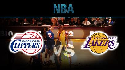 NBA Basketball Predictions, Clippers Vs Lakers Betting Odds