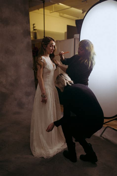 Behind the Scenes with Holly Taylor | Emily Soto | Fashion