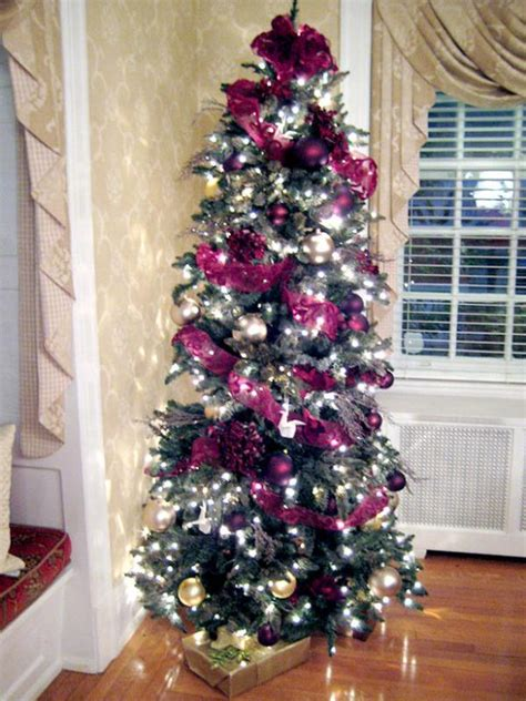 35 Purple Christmas Tree Decorations Ideas You Can't Miss