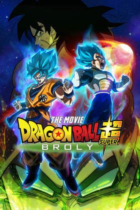 Dragon Ball Super: Broly | Buy, Rent or Watch on FandangoNOW