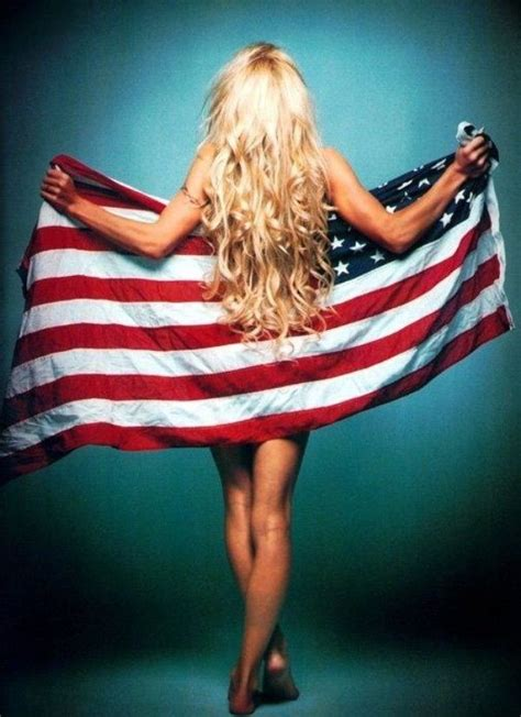 Don't Tread On Me Tattoo | American flag girl but with my