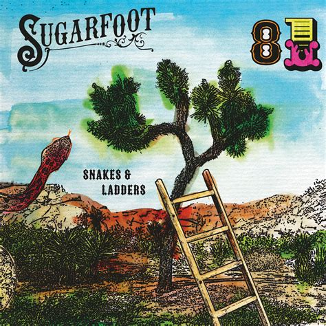 SUGARFOOT – Snakes & Ladders – STICKMAN RECORDS
