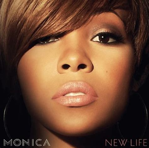 Monica – New Life (Album Cover & Track List)   HipHop-N-More