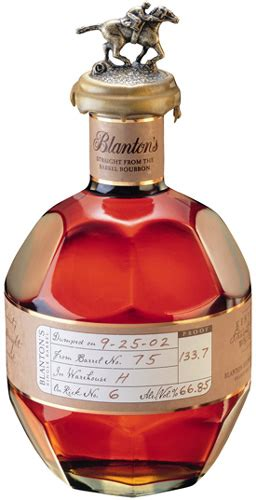 Blantons Straight from the Barrel Bourbon Reviews and