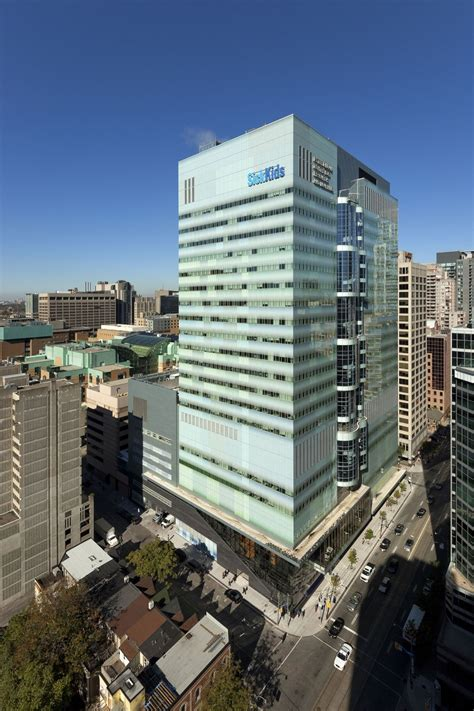 Toronto's Hospital for Sick Children boasts new research