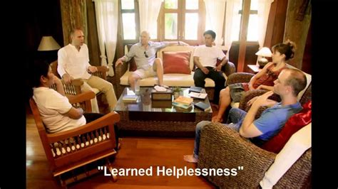 Learned Helplessness in Older Teens & Young Adults with