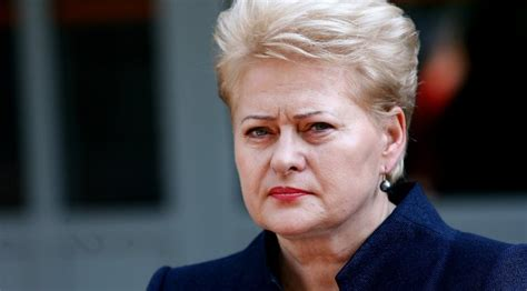 Lithuanian president: We must respond to Germany's call to