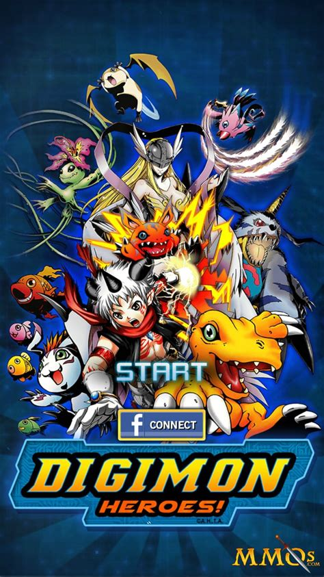 Digimon Heroes Game Review - MMOs