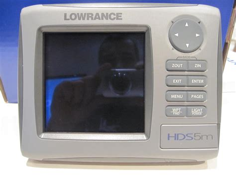 A-Team Trolling: Ny Lowrance HDS-5M skal monteres & LCX