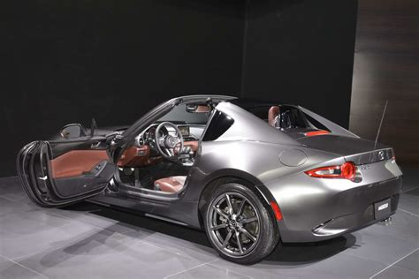 Is Mazda Pondering An MPS Variant Of The MX-5 RF? | Carscoops