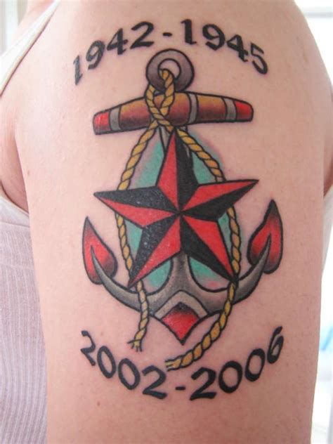 Navy Tattoos Designs, Ideas and Meaning | Tattoos For You