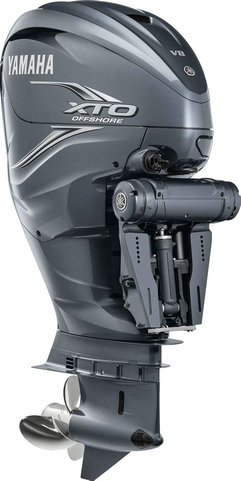 Yamaha Outboard XF425 V8 XTO Offshore • Cannons