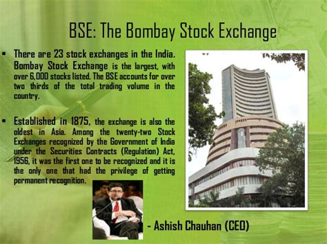 Bombay stock exchange trading days and equity stock