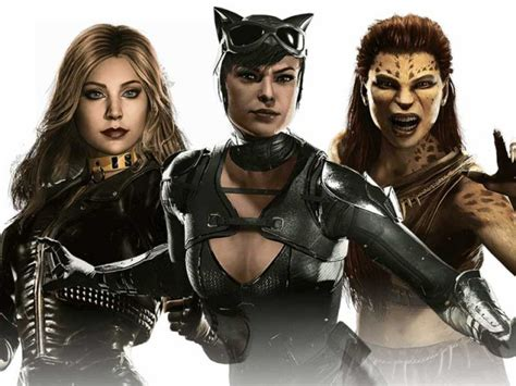 Injustice 2: How to Trigger Black Canary, Catwoman and