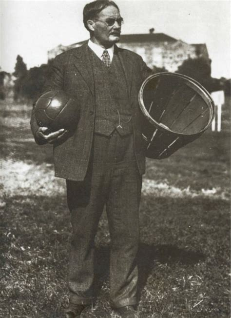 James Naismith: the Instructor Who Invented Basketball