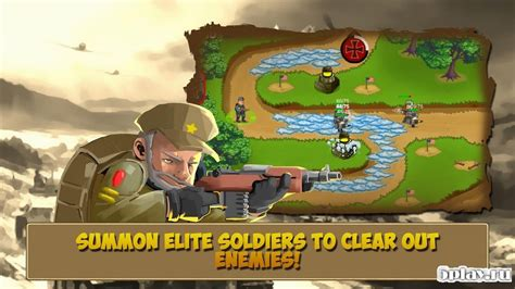 Download Tower Defense: Clash of WW2 1