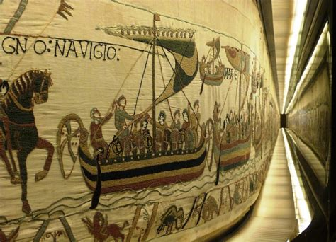 Bayeux Tapestry - Visit of the Bayeux Tapestry - Bayeux Museum