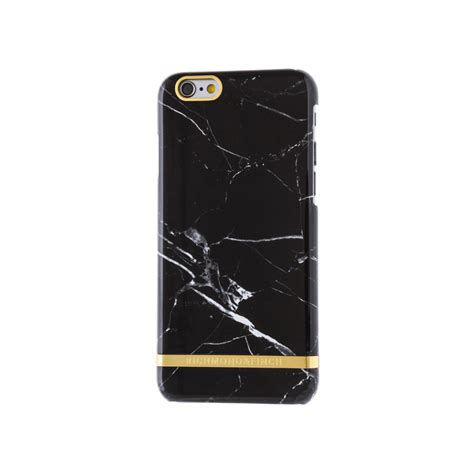 Richmond & Finch – iPhone 6/6s Plus Black Marble Glossy