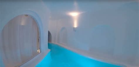 These Romantic Suites in Greece Come With Hidden Plunge