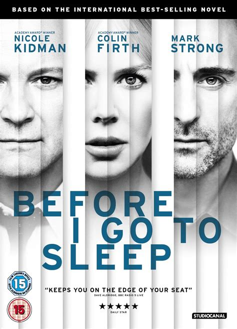 COMPETITION - Win Before I Go To Sleep On DVD - One Room