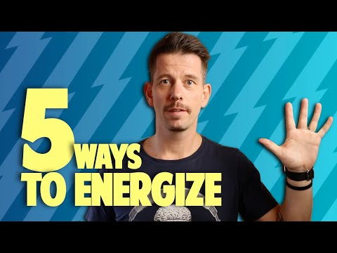 What are Energizers?