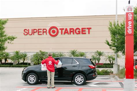 Target introduces curbside pickup service in Houston