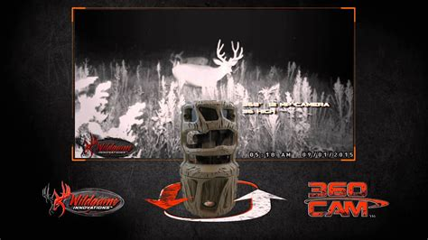 Wildgame Innovations 360 Cam Commercial - YouTube