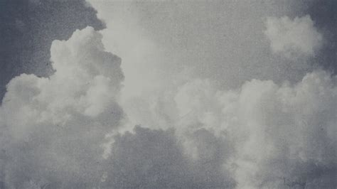 Faded Clouds 01 // Centerline New Media