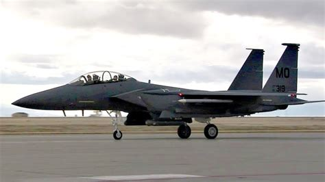 The World's Most Successful Jet Fighters: F-15E Strike