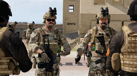 US Army 1st SFOD-D/Delta Force (RHS) - Units - Armaholic
