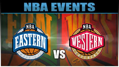 NBA All-Star Game Betting Line, Eastern Conference vs