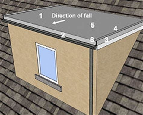 Example - Typical Dormer Roof - Icopal