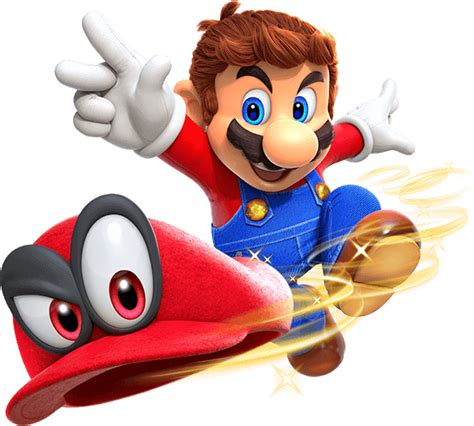 Super Mario Odyssey™ for the Nintendo Switch™ home gaming