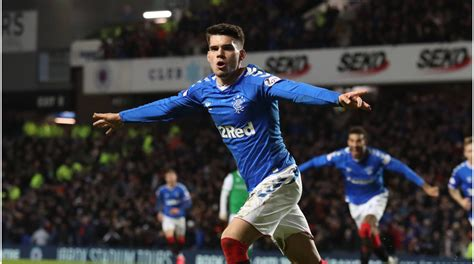 Rangers playmaker Hagi's agent confirms interest from