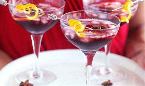 Enjoy 103 Holiday Cocktail Recipes from Marie Claire for