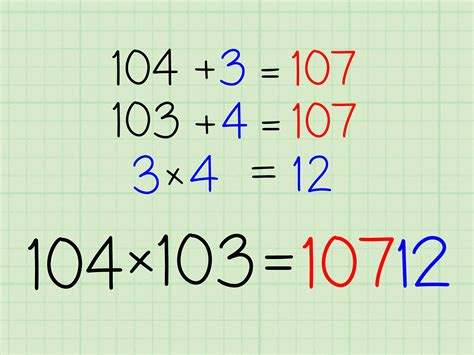 How to Do Vedic Math Shortcut Multiplication (with Pictures)