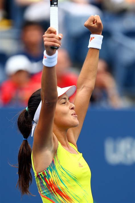 Ana Ivanovic Reaches Quarterfinals Of 2012 US Open, To