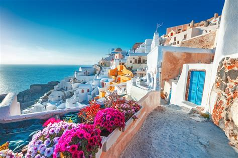 Where to See the Best Views in Santorini   Broadway Travel
