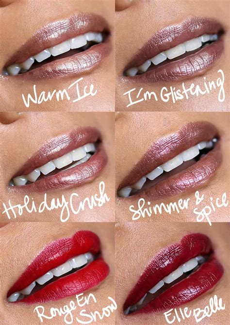 Mwah! Kisses From the MAC Snow Ball Collection Lipsticks