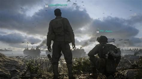 E3 2017: Call Of Duty WW2's Multiplayer Classes And